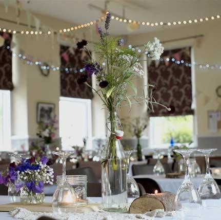 Fellside Flowers Weddings